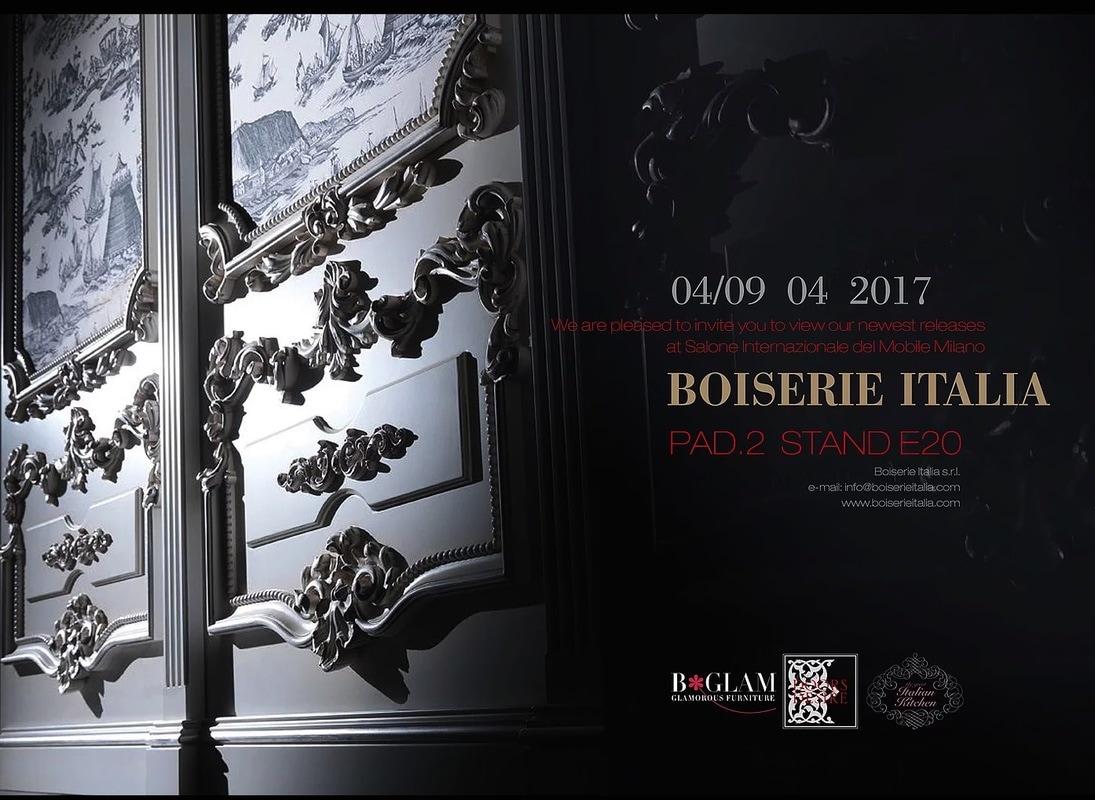 Boiserie Italia не просто отделывает стены